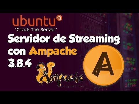 Servidor De Streaming Con Ampache 3.8.4 Y Ubuntu Server 16.04.3 LTS