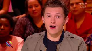 Quotidien TOM HOLLAND