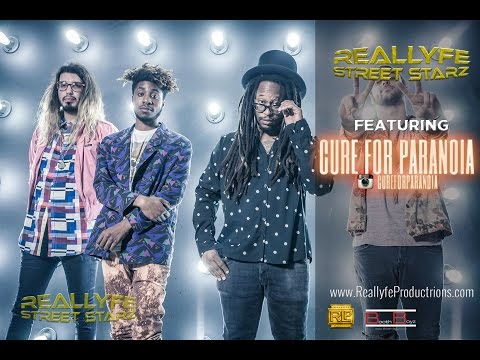 #ReallyfeStreetStarz - Cure for Paranoia on forming group, opening for Ludacris/Erykah badu+more!