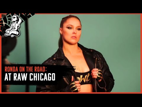 Ronda on the Road | WWE RAW Chicago thumbnail
