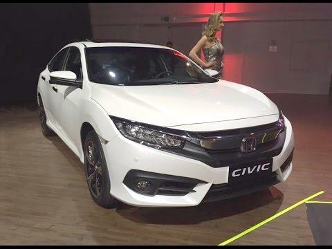 LIVE Novo Honda Civic 2017 Gera o 10
