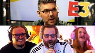 ICH KANN NICHT MEHR! 😂  - Gronkh´s Live Synchro 🎬 - E3 Highlights