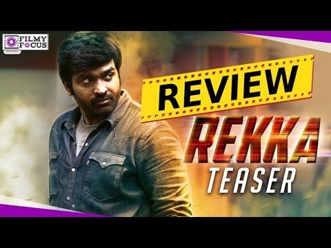 Rekka - Official Teaser Review    Vijay...
