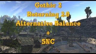 Готика 2 Возвращение 2.0, АБ+СНК - #123 Избранник богов