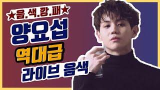 [하이라이트/비스트] 아이돌 최고 '양요섭' 소름돋는 라이브 음색