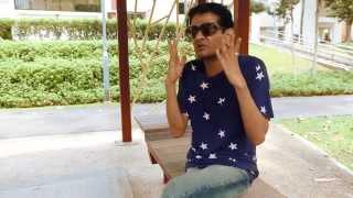 Kumar performs in the heartlands