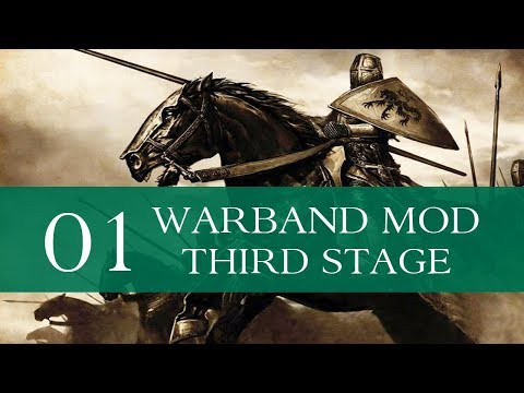The Reckoning Third Stage Warband Mod Gameplay - Part 1 (MY DAUGHTER - Let's Play The Reckoning)