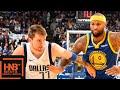 Golden State Warriors vs Dallas Mavericks Full Game Highlights | March 23, 2018-19 NBA Season