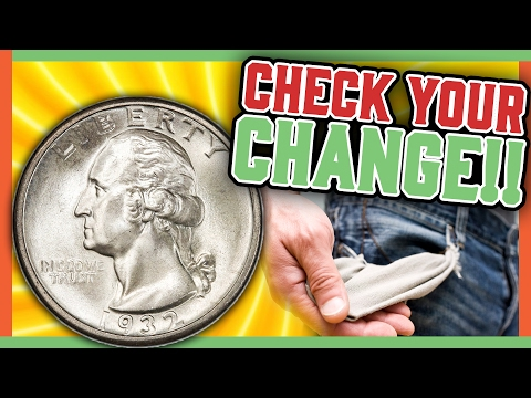 RARE QUARTERS WORTH MONEY - WASHINGTON ERROR COINS!!