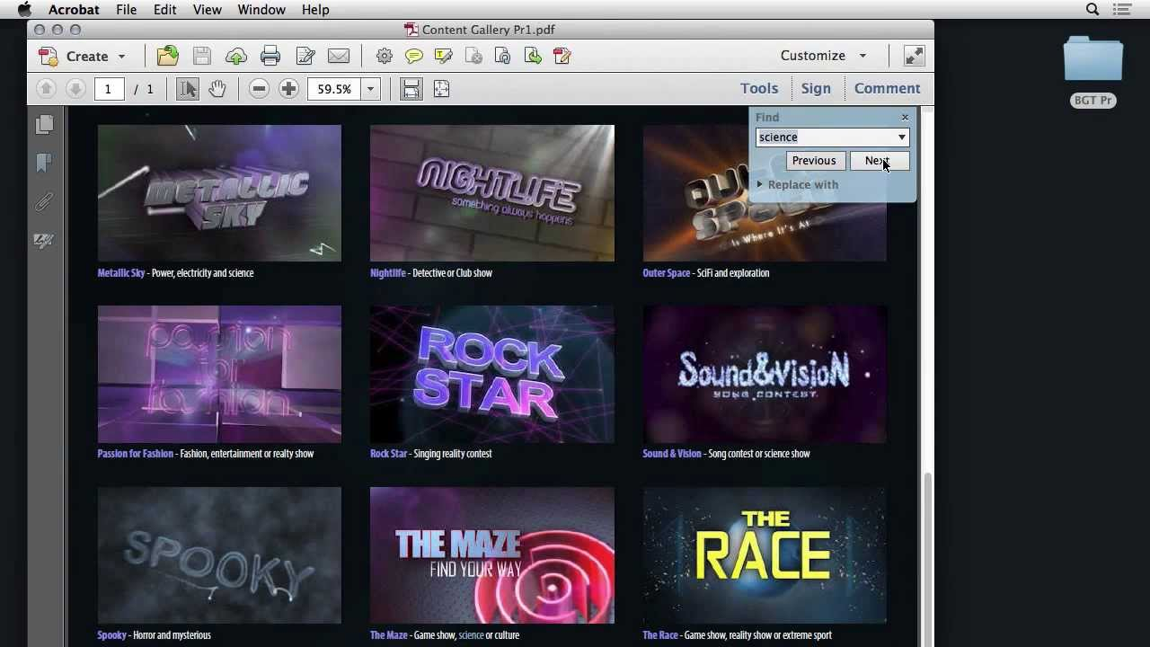 21 Broadcast Graphics Templates for Adobe Premiere Pro by Stern FX ...