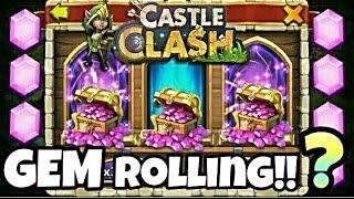 Rolling 23,000 Gems Unbelievable Luck!!!