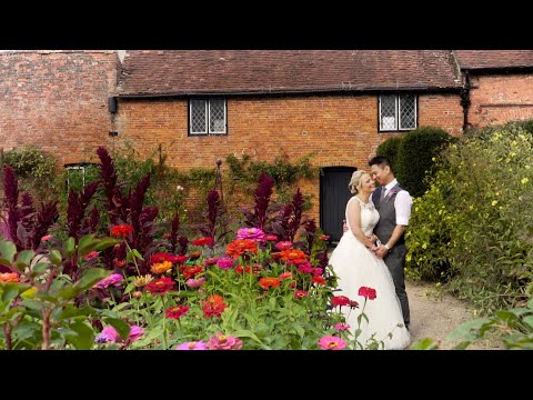 Vicki & Edwin Taylor's Wedding Day | 8/10/2018 | The Walled Garden, Midhurst