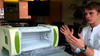 Tech Talk: Inflatable Incubator Aims to Save Millions of Newborn's Lives