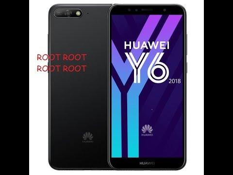 Huawei Y6 (2018) Root Videos - Waoweo