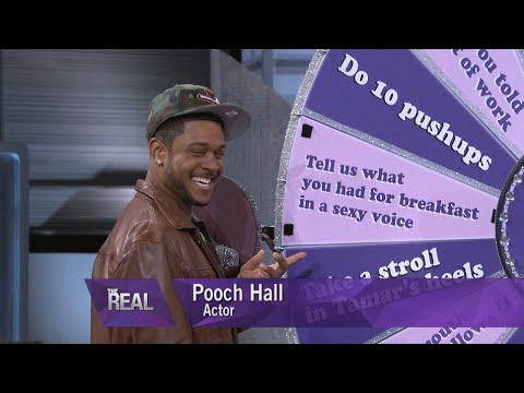 Pooch Hall Busts Out His Sexy Voice