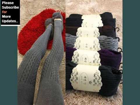 Wool Leggings | Wool Clothing Ideas And Collection Romance