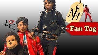 Challenge Accepted, MJFanGirl TV: Michael Jackson Fan Tag