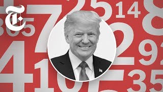 Trump's State of the Union, by the Numbers | NYT News