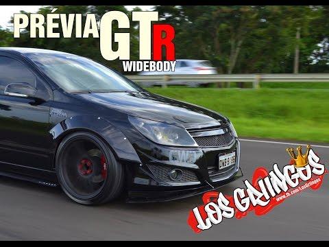 Previa Vectra GTR WideBody | LosGriingos