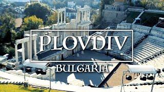 Plovdiv, a cidade mais antiga da Europa   Descubra a Bulgária   Episode 2   LucasFever