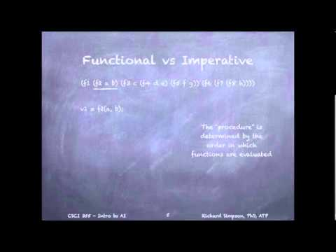 imperative vs functional