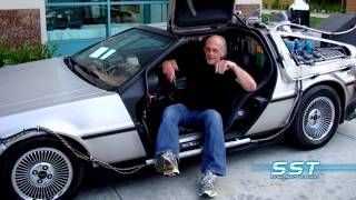 DeLorean Time Machine Tribute Vehicle to appear at Ottawa Auto Show