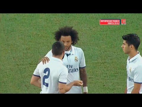 Marcelo Vieira Vs Bayern Munich (Neutral) HD 720p (04/08/2016) By M12i