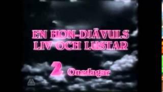 TV2-Trailer och hallåan Mats Hydbom - 1987-04-26.