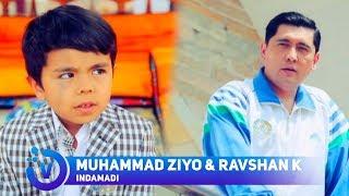 Muhammad ZIYO - Indamadi ft [Ravshan K.] (Official uzbek klip) 2014