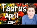 Taurus April 2019 Horoscope ♉ Gregory Scott Astrology