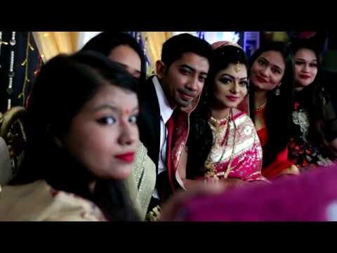 Wedding Video Sampad & Priyanka | Part - (6) | @ Moon Light Garden | Rajshahi | Bangladesh