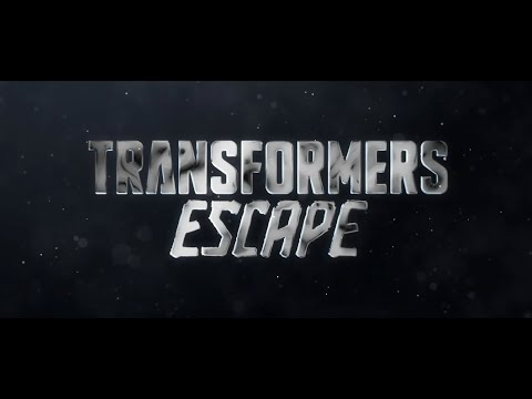 Transformers: Escape Comic Series Official Teaser Trailer