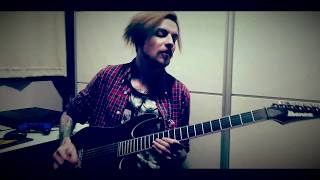 Motionless In White - Holding To Smoke (Guitar Cover)