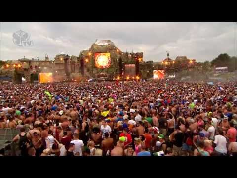 Tomorrowland 2013 - Knife Party