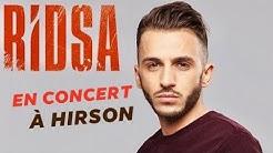 Concert de RIDSA à Hirson