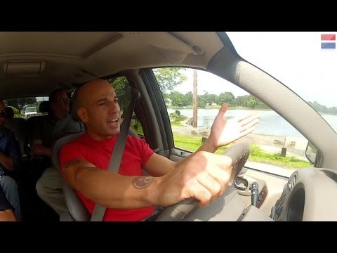 Ed Bassmaster: World's Most Aggressive Driver - CAR and DRIVER
