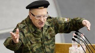 Жириновский одел форму Полковника и выдал в Госдуме всю Правду!