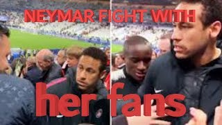 NEYMAR FIGHT WITH AUDIENCE|NEYMAR JR|BRAZIL|FOODBALL|WORLD CUP|