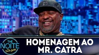 Baixar Melhores momentos do Mr. Catra no programa | The Noite (10/09/18)