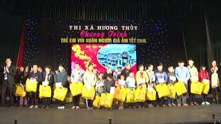 Tin Tức 24h: Thừa Thiên - Huế chăm lo Tết cho người nghèo