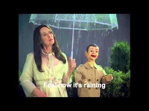 Rain - Meryl Streep & Adam Guettel (with lyrics)