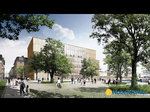 David Chipperfield Architects Berlin wins the Nobel Center architectural competition