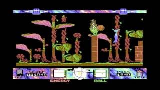 Lukozer Retro Game Review 148 - Heatseeker - Commodore 64