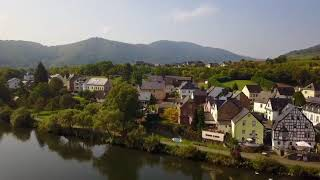 Camping Hollandischer Hof Drone movie