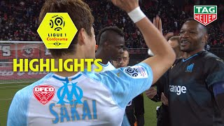 Dijon FCO - Olympique de Marseille (1-2) - Highlights - (DFCO - OM) / 2018-19