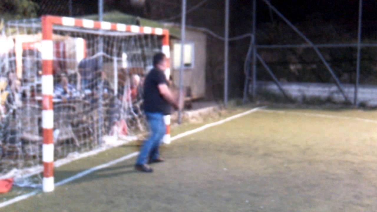 παοκ ολυμπιακοσ γκολ: Απιθανο γκολ 5x5