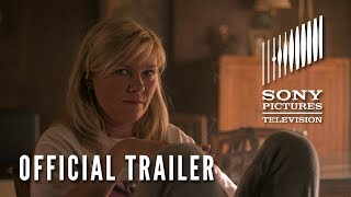 Bekijk de trailer van de serie On Becoming a God in Central Florida met Kirsten Dunst