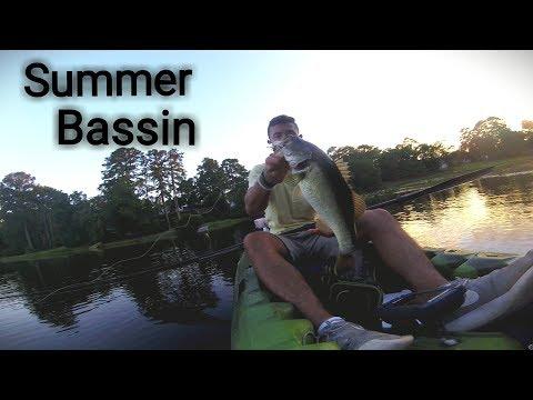 Summer Pond Bassin (In South Carolina)