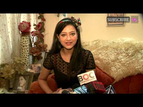 Interview with Madalasa Sharma the lead...