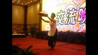 Quê tôi_Vietnamese performance at The China-ASEAN youth camp 2012